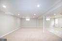 New Finished basement - 114 68TH PL, CAPITOL HEIGHTS