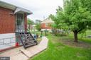 Fenced in Backyard - 114 68TH PL, CAPITOL HEIGHTS