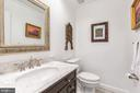 Updated Half Bath - 2369 S QUEEN ST, ARLINGTON