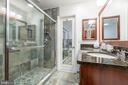 Master Bath with separate shower - 2369 S QUEEN ST, ARLINGTON