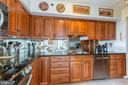 Amish, hand-made cherry cabinetry - 1200 CRYSTAL DRIVE #1413-1414, ARLINGTON
