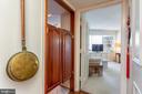 Hallway to Family Room or Bedroom# 2 - 1200 CRYSTAL DRIVE #1413-1414, ARLINGTON