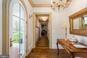 Elegant Hallways with Arched Doorways - 4 WINDSOR LODGE LN, FLINT HILL
