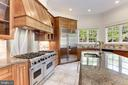 Granite Countertops - Stainless Appliances - 1179 ORLO DR, MCLEAN