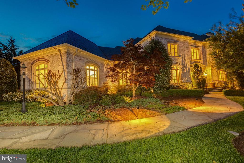 Exterior Lighting - 1179 ORLO DR, MCLEAN