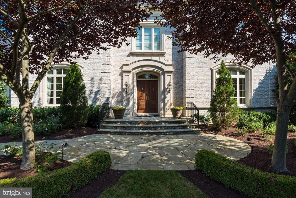 Exterior Front - 1179 ORLO DR, MCLEAN