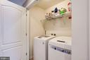Convenient Laundry on Bedroom Level - 42412 BENFOLD SQ, ASHBURN