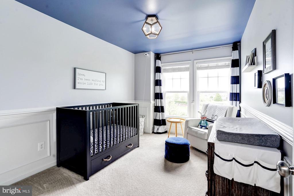 Second Bedroom on Upper Level - 42412 BENFOLD SQ, ASHBURN