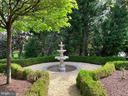 English Gardens & Fountain - 1179 ORLO DR, MCLEAN