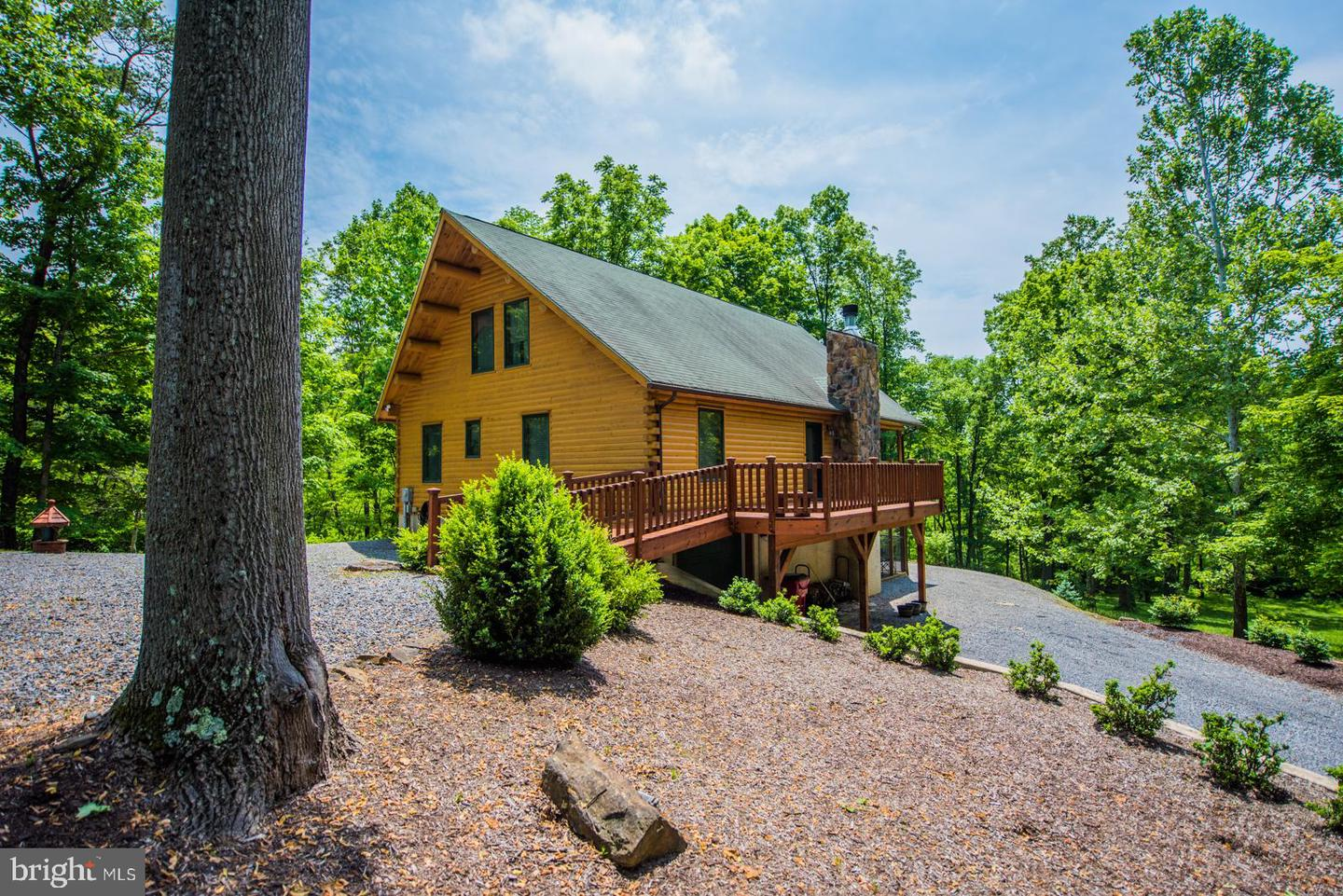 Single Family for Sale at 289 Spicy Cedar Ln Berkeley Springs, West Virginia 25411 United States