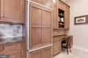 Back Kitchen / Butler's Pantry / Desk Alcove - 1179 ORLO DR, MCLEAN