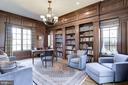 Office / Library - 1179 ORLO DR, MCLEAN