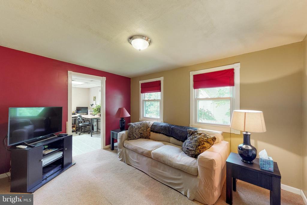 Family Room Addition - 3212 BURGUNDY RD, ALEXANDRIA
