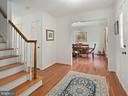 Entrance foyer - 1232 BISHOPSGATE WAY, RESTON