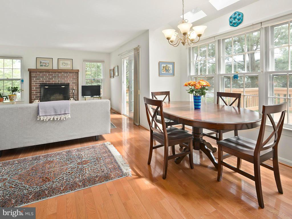 Breakfast area - 1232 BISHOPSGATE WAY, RESTON