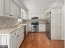 Kitchen, granite countertops - 1232 BISHOPSGATE WAY, RESTON