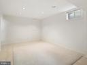 Finished lower level with tile floor - 1232 BISHOPSGATE WAY, RESTON