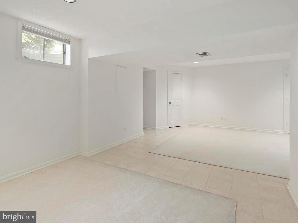 Finshed lower level - 1232 BISHOPSGATE WAY, RESTON