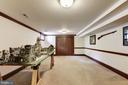 Bonus room for multi purposes. - 6412 NOBLE ROCK CT, CLIFTON