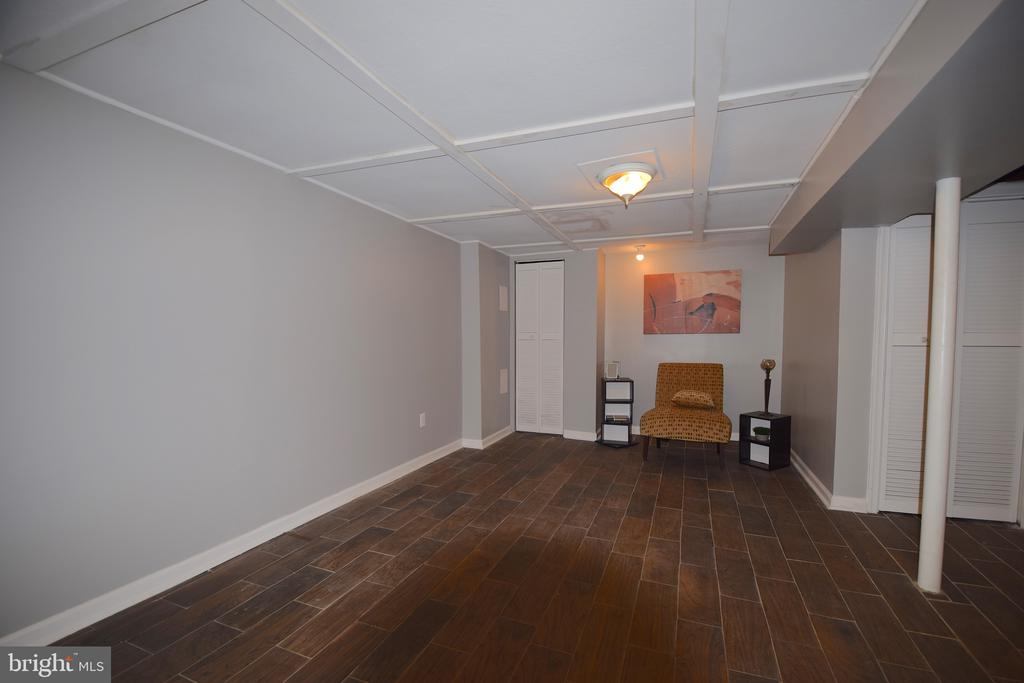 Lower Level Family Room - 5818 CARLYLE ST, CHEVERLY