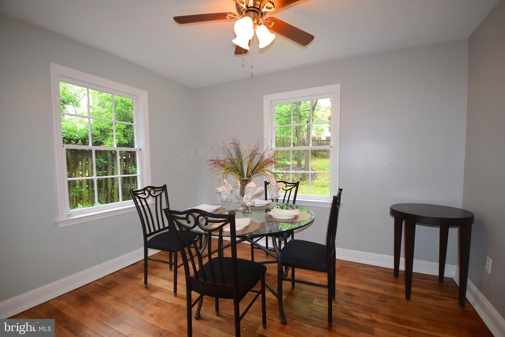 Dining Room - 5818 CARLYLE ST, CHEVERLY