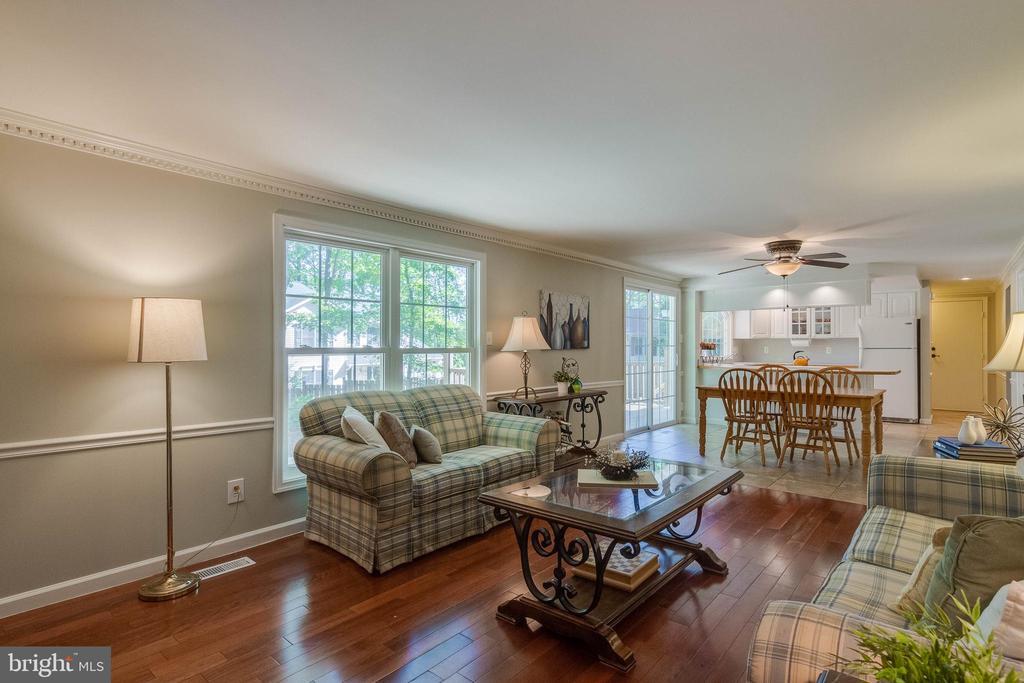 Family Room - 4378 SPILLWAY LN, DUMFRIES