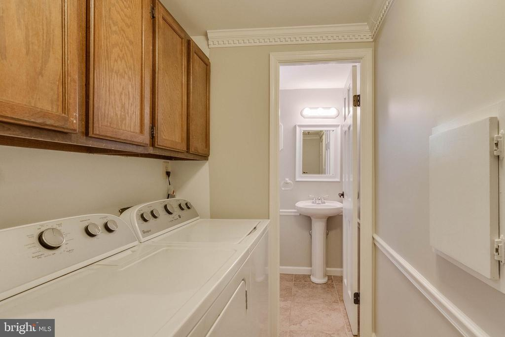 Main Level Laundry - 4378 SPILLWAY LN, DUMFRIES