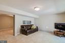 Basement Rec Room - 4378 SPILLWAY LN, DUMFRIES