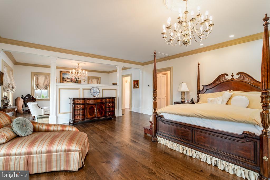 First Floor 1000sf Master Suite - 4 WINDSOR LODGE LN, FLINT HILL