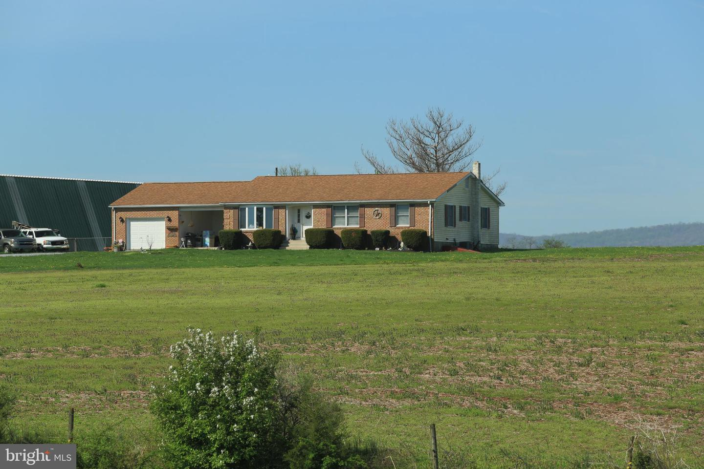 Single Family Homes 용 매매 에 Rocky Ridge, 메릴랜드 21778 미국