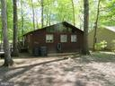 Wood Interior Rustic Cottage on Golf Course - 537 MT PLEASANT DR, LOCUST GROVE