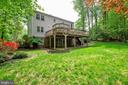 You are surrounded by beautiful perennials - 7704 LAKELOFT CT, FAIRFAX STATION