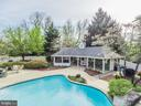 Poolhouse w Full Bath, Kitchenette, Screened Porch - 10114 LAWYERS RD, VIENNA