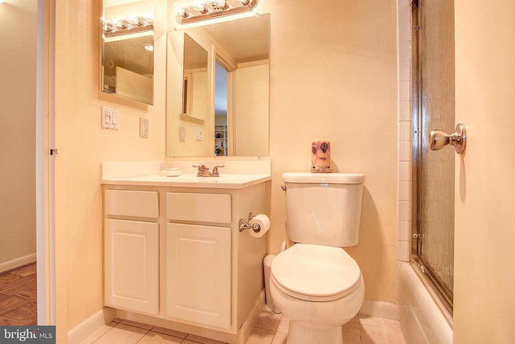 Bathroom - 4242 EAST WEST HWY #1120, CHEVY CHASE
