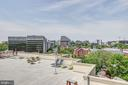 Rooftop Deck - 4242 EAST WEST HWY #1120, CHEVY CHASE