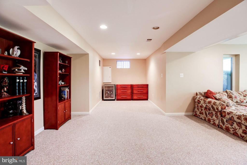 Lower level has LOTS of storage! - 1634 MONTMORENCY DR, VIENNA