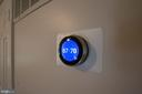Programmable thermostat conveys. - 1634 MONTMORENCY DR, VIENNA