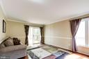 Lots of light from full length windows. - 1634 MONTMORENCY DR, VIENNA