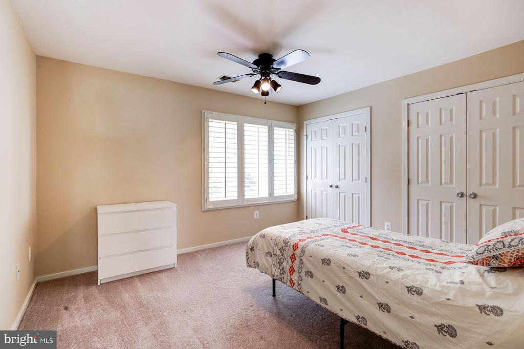 Third bedroom has lots of natural light. - 1634 MONTMORENCY DR, VIENNA