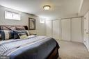 Plenty of closet space, lots of natural light. - 1634 MONTMORENCY DR, VIENNA