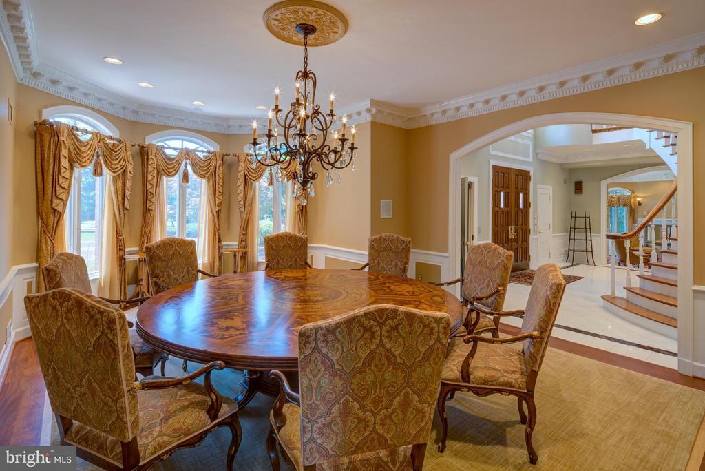 Dining Room - 9531 RIVER RD, POTOMAC