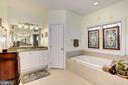 Luxury Bath with Soaking Tub - 35054 MCKNIGHT CT, ROUND HILL