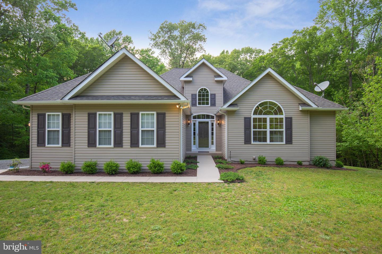 Single Family Home for Sale at Nanjemoy, Maryland 20662 United States