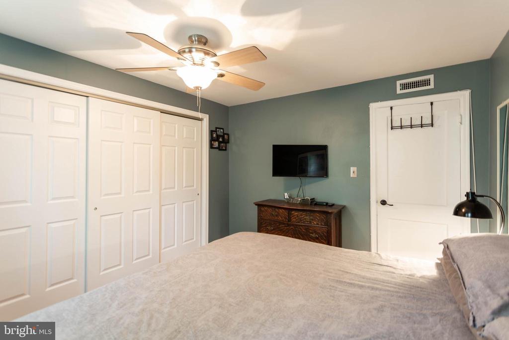 Master Bedroom - 6616 E WAKEFIELD DR #A1, ALEXANDRIA