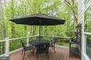 Enjoy your morning coffee overlooking the parkland - 1207 ROSS DR SW, VIENNA