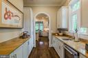 Perfect space to serve or keep your Kitchen clean - 1207 ROSS DR SW, VIENNA