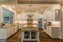 The perfect Kitchen layout. - 1207 ROSS DR SW, VIENNA