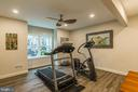 No need to pay gym fees. - 1207 ROSS DR SW, VIENNA