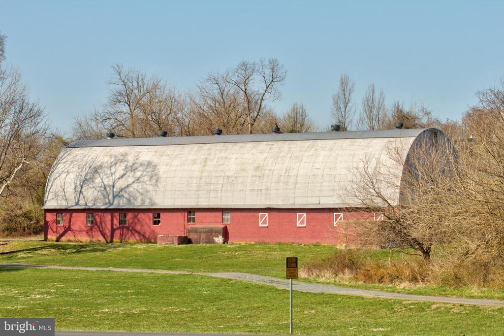 Events are hosted at historic barn - 17160 SPRING CREEK LN, LEESBURG
