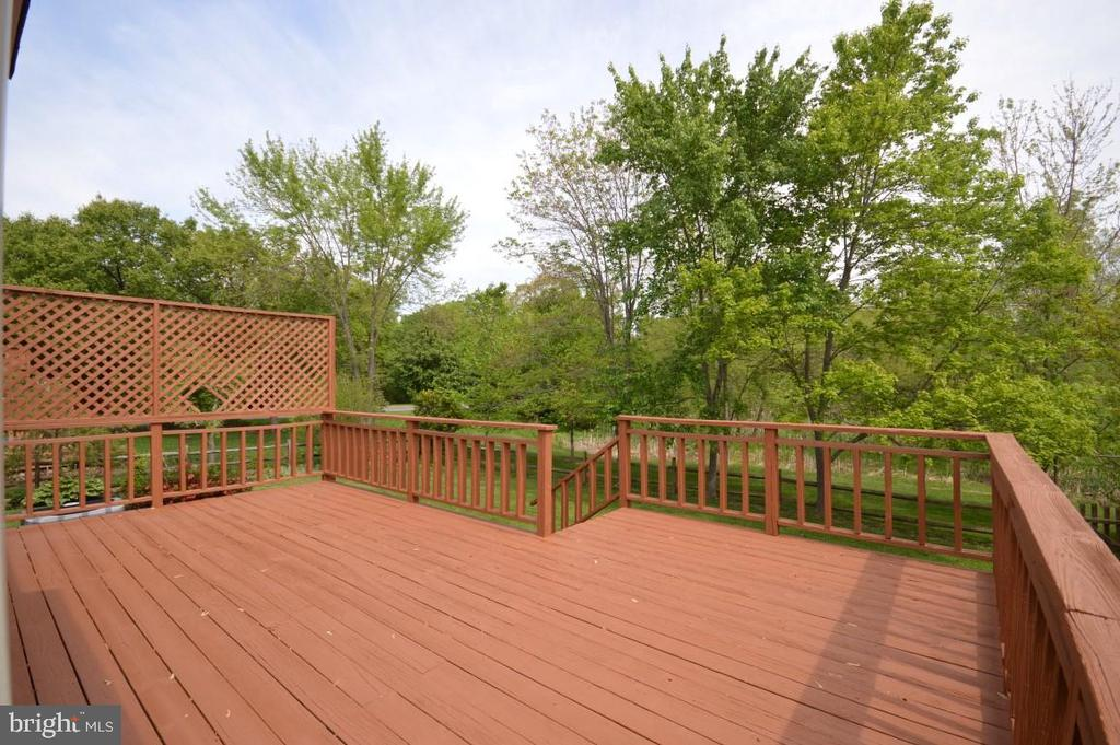 Deck - 3 WORTHINGTON CT, STERLING